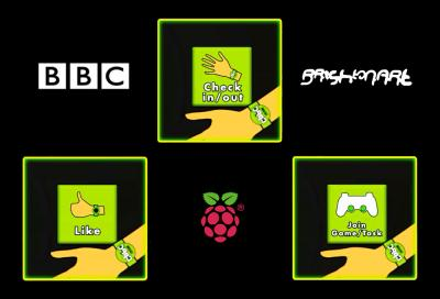 RFID for BBC on Drupal & Raspberry Pi