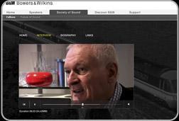 Bowers & Wilkins Loudspeakers